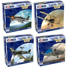 ASSORTED CORGI AVIATION ARCHIVE MODELS INC WESSEX, TYPHOON, MUSTANG ETC NEW!!!!!