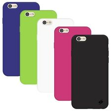 Amzer Piel Suave de Silicona Gel Back Funda Protectora para Apple Iphone 6 Plus