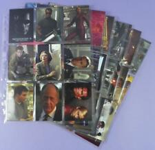 Terminator 3 Rise of the Machines Complete 72 Base Card Set - Comic Images 2003