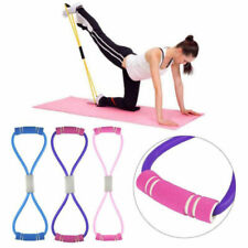 Latex Yoga Pilates Arm Rubber Gym Band Exercise Stretch Resistance Fitness Rope
