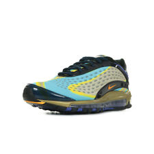 """Chaussures Baskets Nike homme Air Max Deluxe """"Midnight Navy"""" taille Bleu clair"""