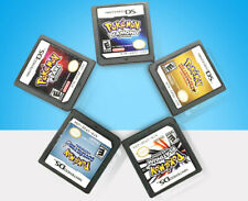 Nintendo Pokemon Mario Platinum Version Game Card for 3DS NDSI NDS NDSL Lite New