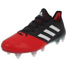 32da6ce6fb22 football shoes screwed Adidas Ace 17.1 leather pro Red 76135 - New