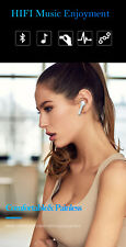 Mini Ecouteurs Type Airpods I7S TWS Sans Fil Bluetooth 4.2 Casque Iphone Android