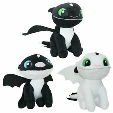 Dragon dreamworks furie nocturne night fury croque mou ebay - Dragon fury nocturne ...