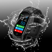 Smart watch Wristband Blood pressure Oxygen Heart rate monitor Fitness tracker Y