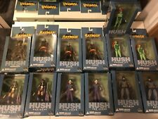 DC Direct Batman Hush series