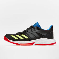 f84b3a59b440 adidas Mens Stabil Essence Indoor Trainers Sports Shoes Black