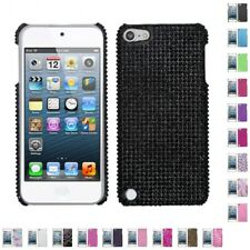 For Apple iPod Touch 5th 6th Gen Diamond Diamante Bling Rhinestone Case Cover
