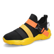 Men's Fashion Sports Sneakers Sandals Running Shoes Jogging Casual Slip on Mesh