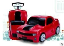 Sports Car Rolling Luggage Suitcase