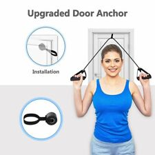 Yoga Pull Rope Resistance Bands Fitness Gym Elastic Equipment Workout 120cm 2019