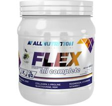 Flex Joint Support MSM Glucosamine Animal Collagen Magnesium 400g AllNutrition