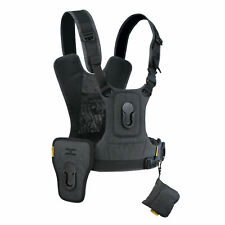 Cotton Carrier CCS G3 Camera Harness and Holster System for Two Cameras