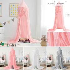 1pc Round Hanging Mosquito Net Kid Bed Tent Curtain For Child Room Decor 240cm