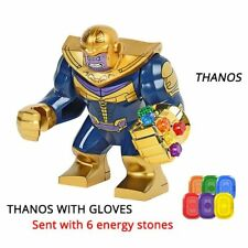 Super Heroes LEGO Minifigures Marvel Avengers Infinity War Thonas Block Set