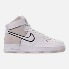 AUTHENTIC Nike Air Force 1 High '07 LV8 1 White Vast Grey Black Men size