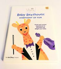 Disneys Baby Einstein Baby Beethoven Symphony of Fun DVD Educational Learning