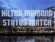 Hilton Honors Diamond Status Match 🔥🔥 (90 Day Trial, with Extension Challenge)