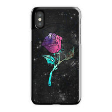 Stained Glass Rose Galaxy iPhone Case X 6 7 S 8 Plus, Stained Glass iPhone Case