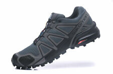 NEW Men's Salomon Speedcross 4 Athletic Running Sports Outdoor Hiking Shoes GRAY