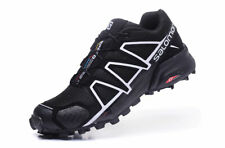 NEW Men's Salomon Speedcross 4 Athletic Running Sports Outdoor Hiking Shoes hot