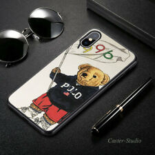 Hot Cover Bear Polo2Kate8Coach4 iPhone 11 Pro MAX X XR XS 7 8 Samsung 9 10 Case