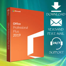 Office 2019/2016/2013/2010 Professional Plus > 32&64 Bits>  Produkt per E-Mail