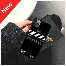 """***NEW 2020*** OFF WHITE Arrows Phone Case Cover For iPhone 11 Pro Max X XS """"01"""""""