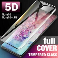 Samsung Galaxy S9 S8 S10 Plus Case Friendly Tempered Glass Screen Protector
