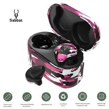 Sabbat X12 Ultra TWS Wireless BT5.0 Bluetooth Headset Noise Reduction Dual Micro