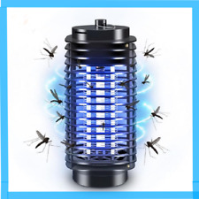 Zapper Mosquito Electric Bug Killer Fly Insect Swatter Racket Pest Trap Lamp Led