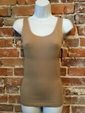 Yummie Nude Seamless Shaping Shapewear Reversible Tank Top Compression NEW