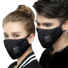 Anti-pollution Face Covers Free size Anti fog Comfortable Cotton Cloth
