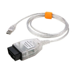 AUTO OBD2  EOBD INTERFACE DIAGNOSEGER�T USB SCANNER F�R BMW INPA  / EDIABAS K DCAN
