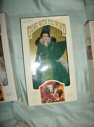 Scarlett World Doll Limited Ed Gone With The Wind 1989