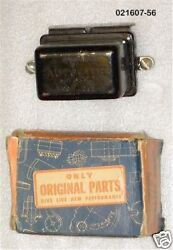 Transmission Underdrive Relay Chrysler And Desoto 1941-42