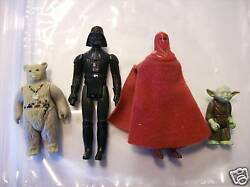 Star Wars Action Figures and Puzzle
