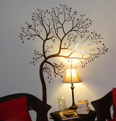 LARGE TREE WITH BIRD Wall Decal Deco Art Sticker Mural
