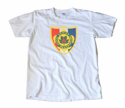 Vintage Boy Scouts Schiff Reservation Decal T-shirt