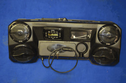J Strong Atv Stereo Radio Box With 4 Speakers Bluetooth Bt Jstrong Jst007