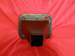 '57 Chevy 150/210/b/a Nomad Convertible Pass. Car Heater Core Cover Nice