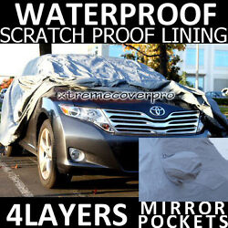 06 07 2008 Land Rover Range Rover Waterproof Car Cover