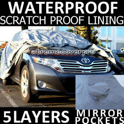 2000 01 Land Rover Range Rover Lr4 5layers Waterproof Car Cover