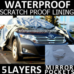 2011 Ford Flex 5layers Waterproof Car Cover W/mirrorpocket
