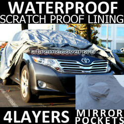 2011 Land Rover Range Rover 4layers Waterproof Car Cover W/mirr