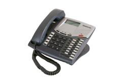 Lot Of 100 Fully Refurbished Intertel Axxess 550.8520 Display Phone Charcoal