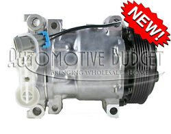 Heavy Duty AC Compressor wClutch for ChevroletGMC Trucks - NEW