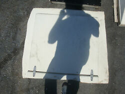 1980 Carver 33 Ft. Yacht Mariner White Bow Hatch Cover 26 1/2 X 24