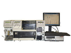 TSP Spectra HPLC System UV100 Detector, P100 Pump, AS100/AS50 Autosampler, N2000